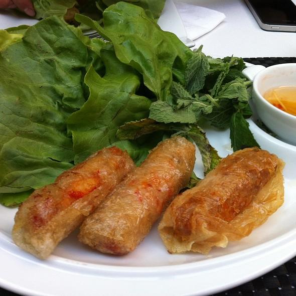 Nem Cerdo Centolla @ Vietnam Discovery