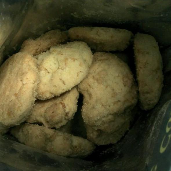 Corn Flake Cookies @ Regal Bakery