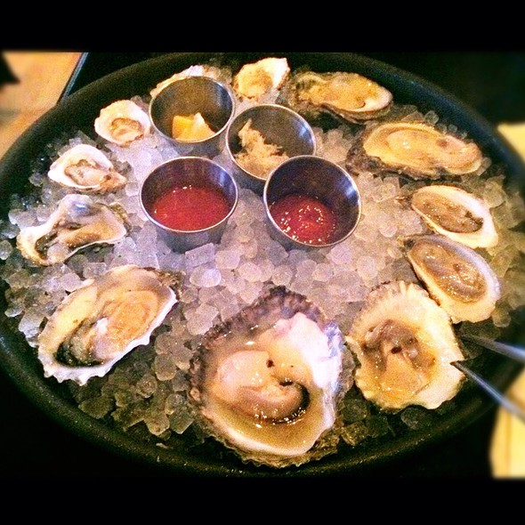 Oysters @ The Frontier