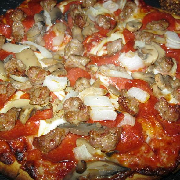 Pizza @ Capri Restaurant