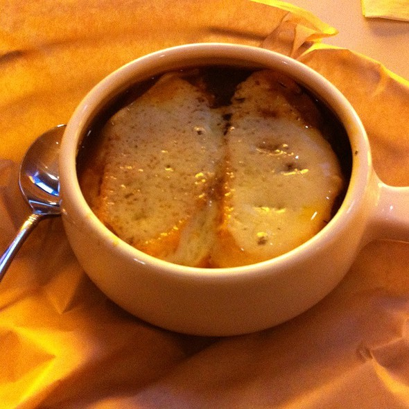 French Onion Soup - Champions - Kendall Square, Cambridge, MA