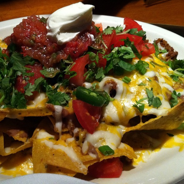 Tombs Nachos @ Tombs
