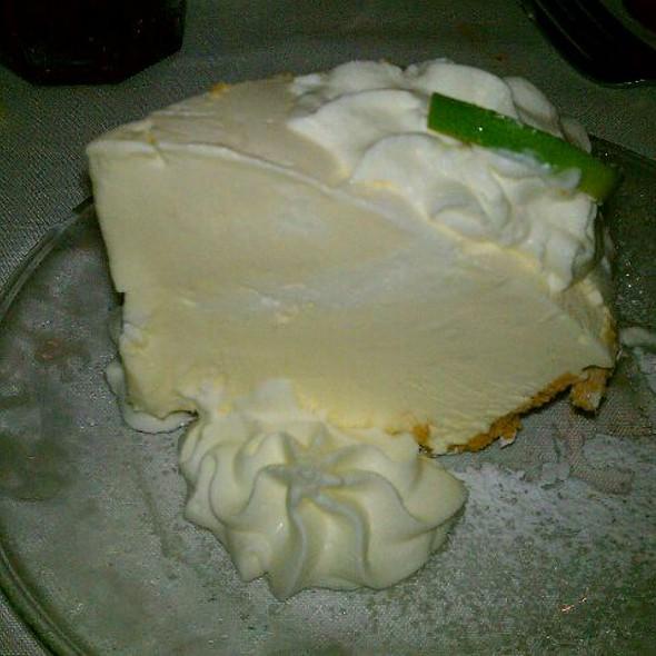 Key Lime Pie @ Angus Barn
