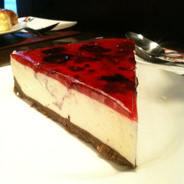Cheesecake @ Gratto