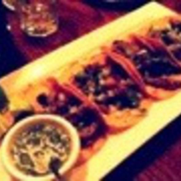 Ahi Tuna Tacos - Milagro on Queen West, Toronto, ON