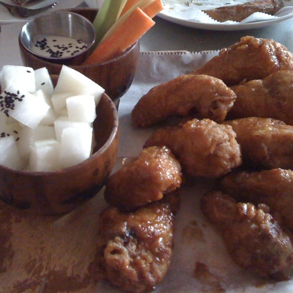 Korean Fried Chicken @ Mad For Chicken