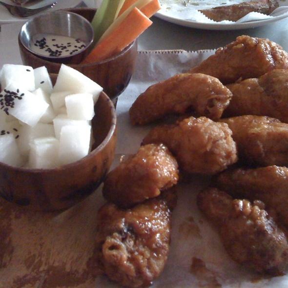 Korean Fried Chicken @ Mad For Chicken
