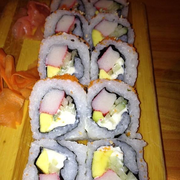 California Roll @ Sushi Market