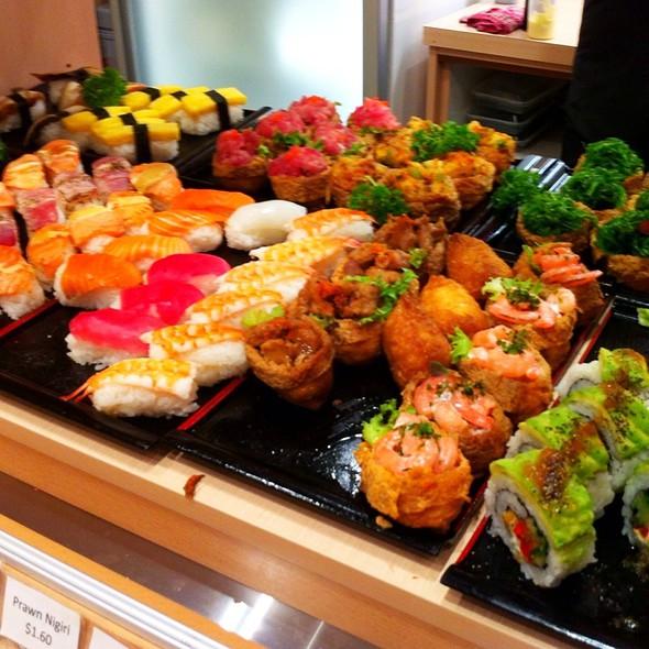 Sushi @ Wasabi Sushi
