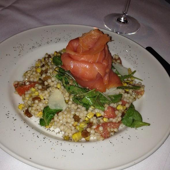 Arizona Salad With Smoked Salmon - Maguire's - North Dallas, Dallas, TX