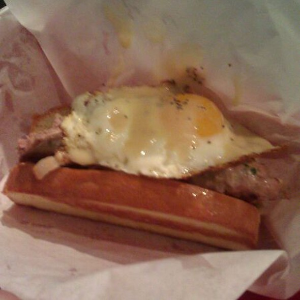 Brunch Dog @ Franks 'N' Dawgs