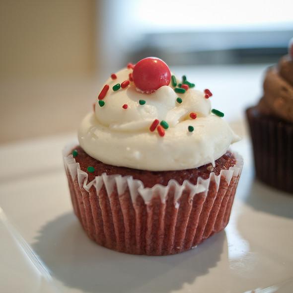 Red Velvet Cupcake @ Side Street Bakery