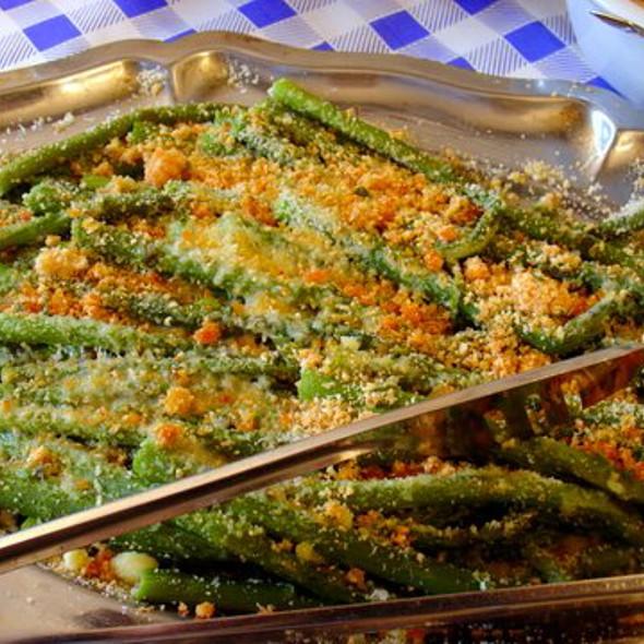 Asparagus Gratin @ Trattoria Vecchi Sapori