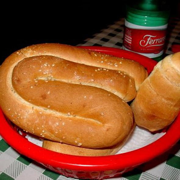 Snake Bread @ Trattoria Vecchi Sapori