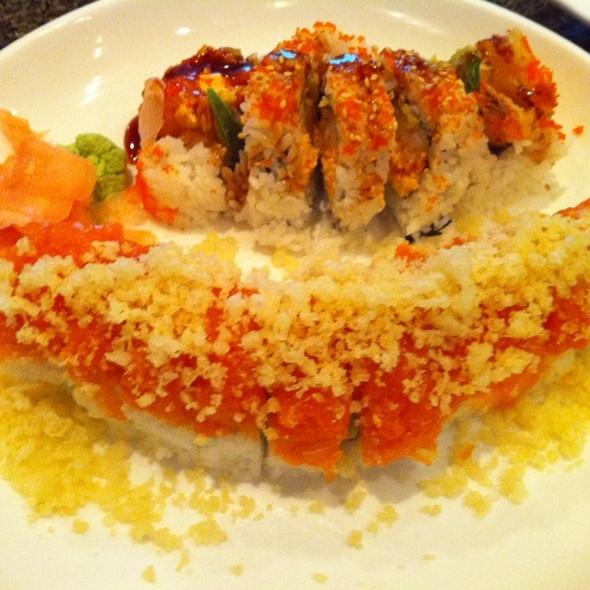 Rock And Roll Sushi @ Sushi Hana Japanese Kitchen
