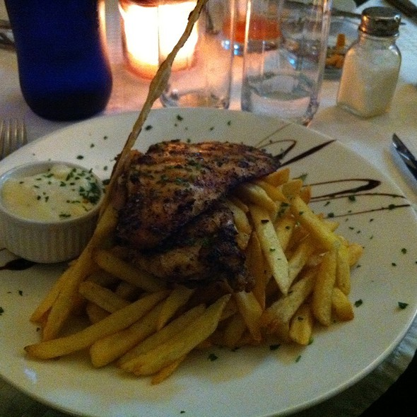 Thl Grilled Chicken @ Two And A Half Lemon