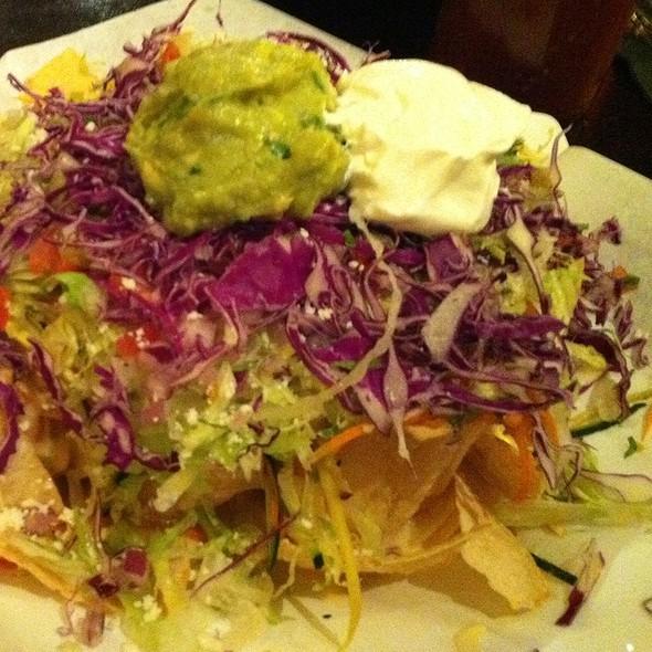 Veggie Nachos @ Yucatan Taco Stand