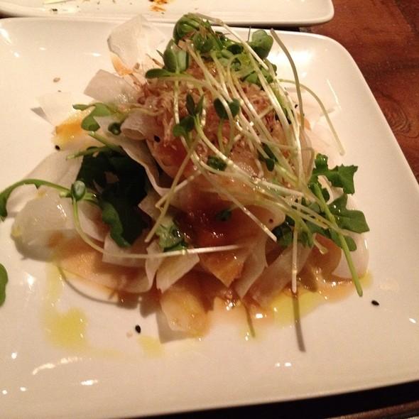 Daikon salad @ Sushi Domo