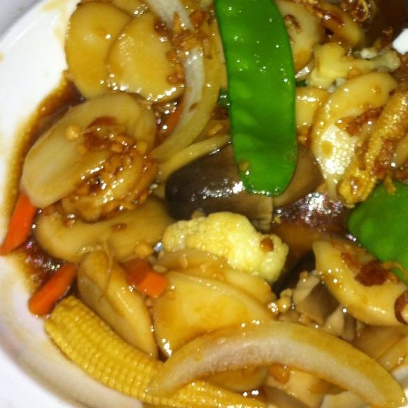 Hong Kong Flat Rice @ Sens Asian Tapas & Sake Bar