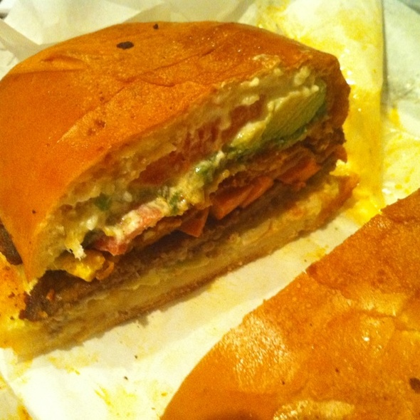 Torta Cubano @ That's It Market