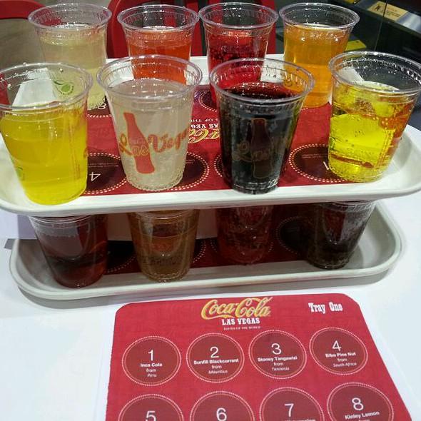Soda @ Coca-Cola Store