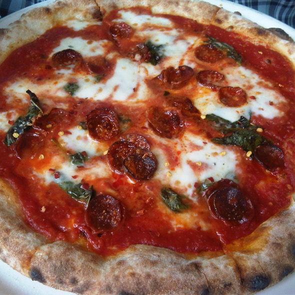 Pino Pizza @ Tutta Bella Neapolitan Pizza
