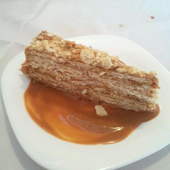Torta Milhojas @ El Guatón