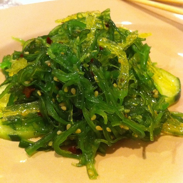 Seaweed salad - Seadog Sushi Bar, Chicago, IL