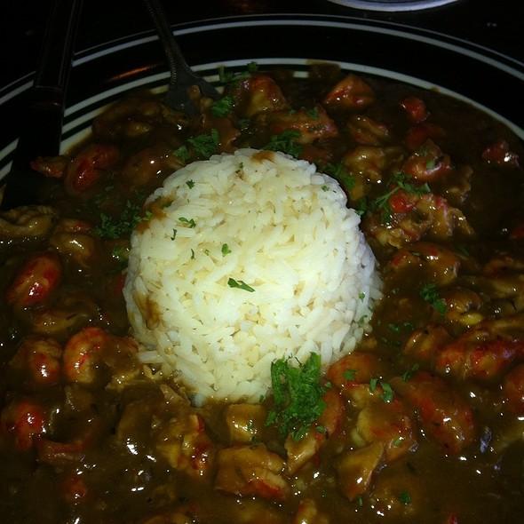 Crawfish Etouffee @ Riverbend Restaurant and Bar