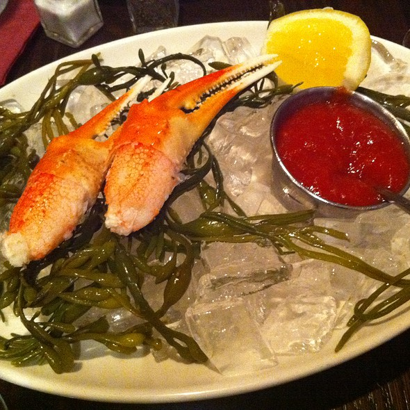 Crab Claws - Foundry On Elm, Somerville, MA