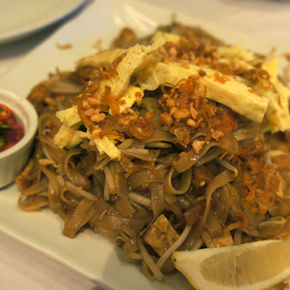 Pad Thai @ My Thai Kitchen