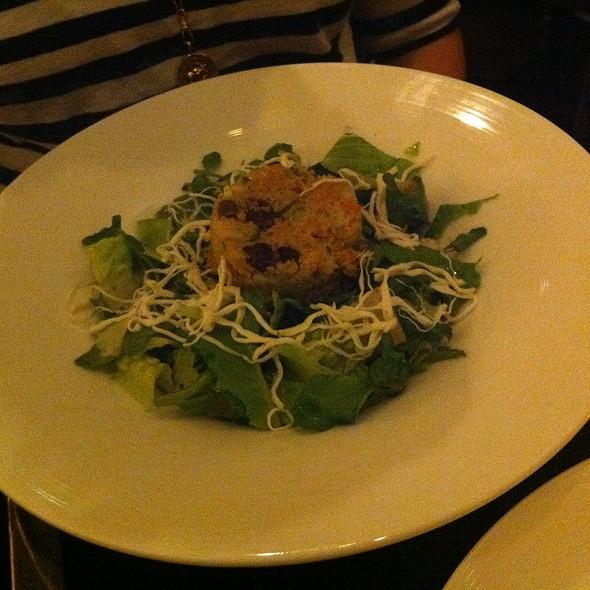 Greens & Grains Bulgar Salad - Nubar, Cambridge, MA