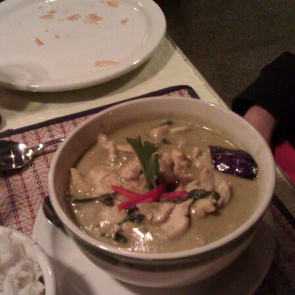 Kaeng Keao Wan (green Curry) @ Thai Spice