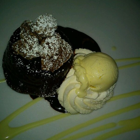 Chocolate Sin - Flourless Chocolate Cake @ RIS