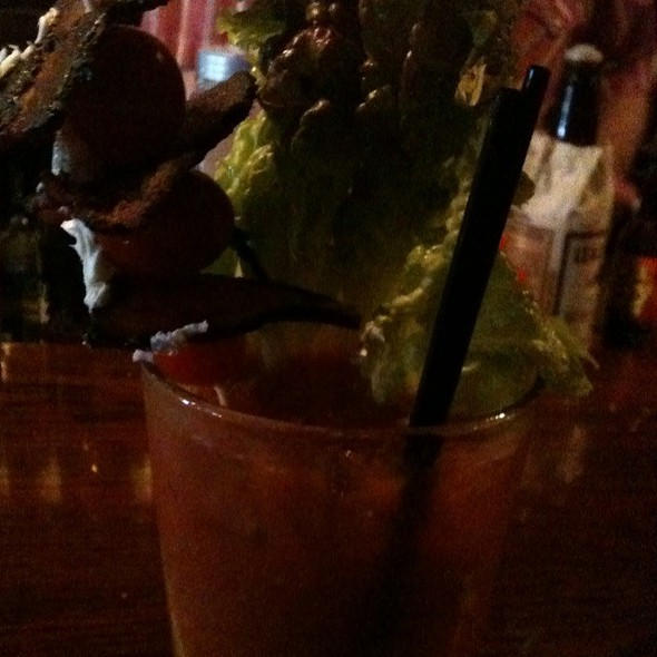 BLT Bloody Mary @ Thieves Tavern