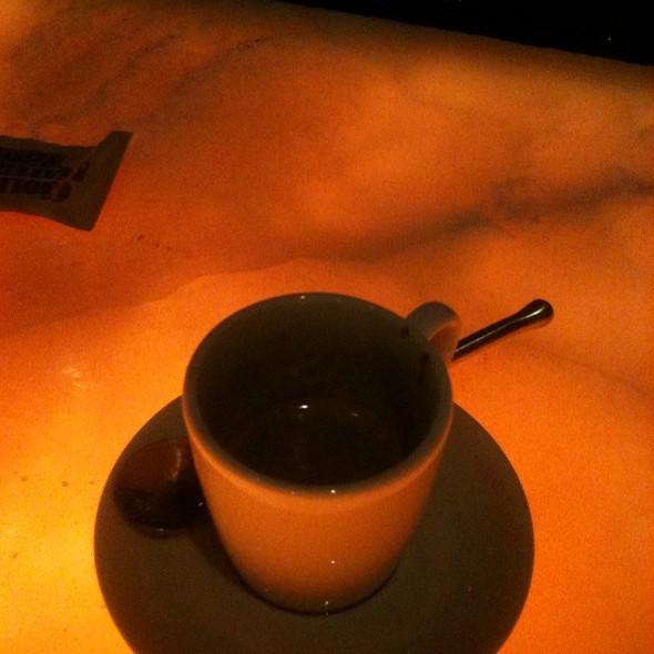 Espresso - Lola - A Michael Symon Restaurant, Cleveland, OH