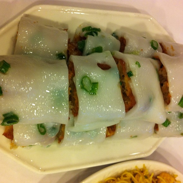 Rice Wrapped Chinese Doughnuts @ Sun Sui Wah Seafood Restaurant