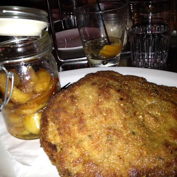 Pork Cutlet @ Bambino's Bistro