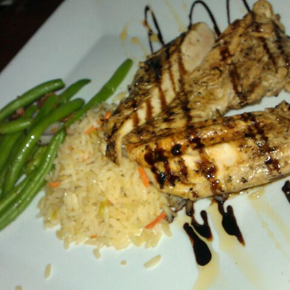Honey Balsamic Chicken @ Mille's Cafe and Banquet Facility