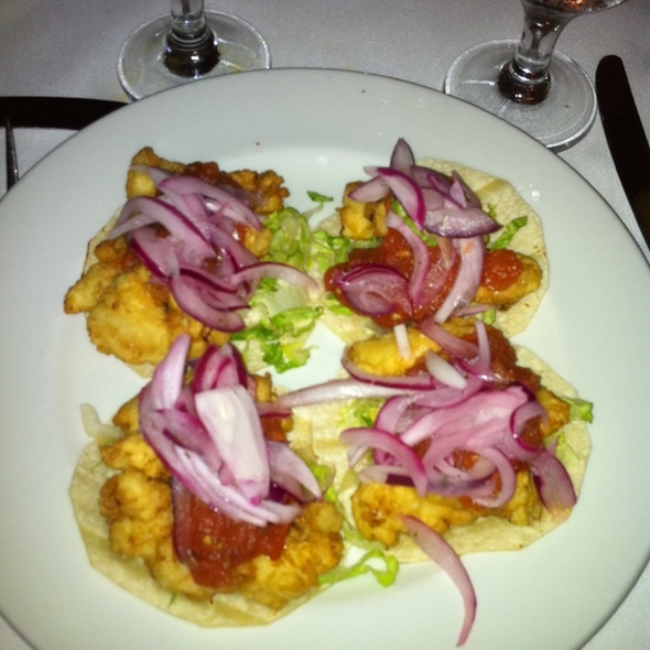Red Snapper Fish Tacos @ Besito LLC