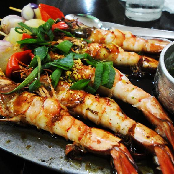 Grilled Prawns @ Muang Thai Restaurant