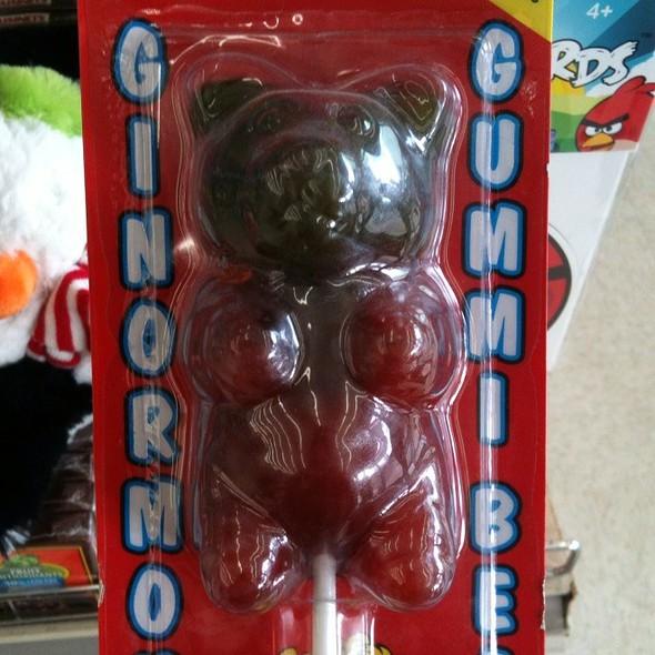 Gummi Bear @ 7 Eleven