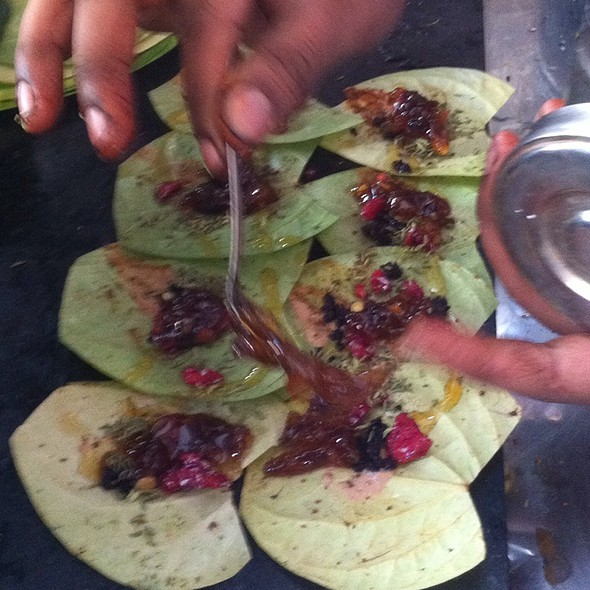 Sweet Paan @ Bengali Market