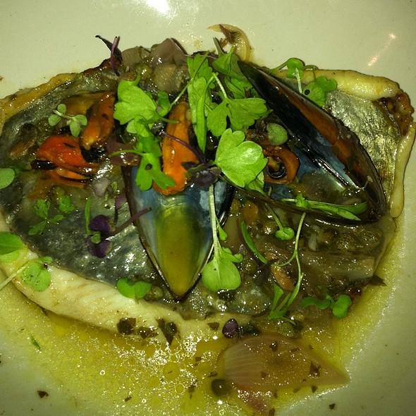 Fish of the day @ Jamie's Italian
