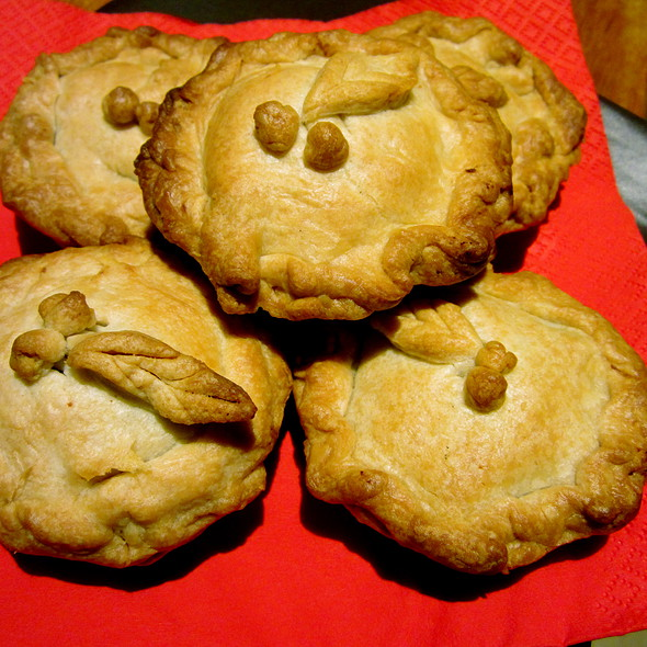 Mince PIes @ Home