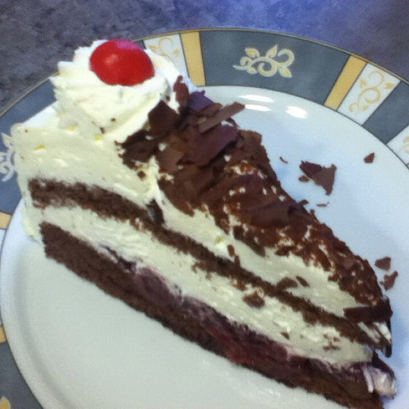 Blackforest Cake @ Cafe Decker