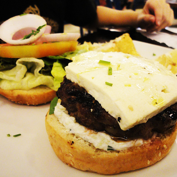 Bifteka - Greek Wagyu Burger