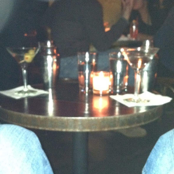 Jewel Of Russia Martini's - Pravda, New York, NY