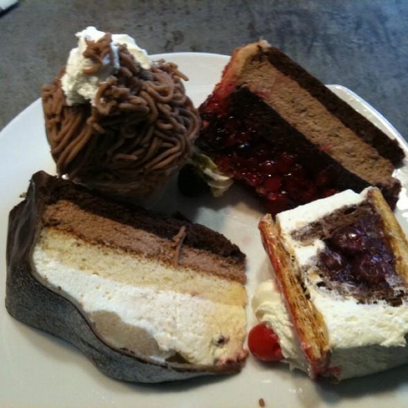 Cake @ Cafe Decker