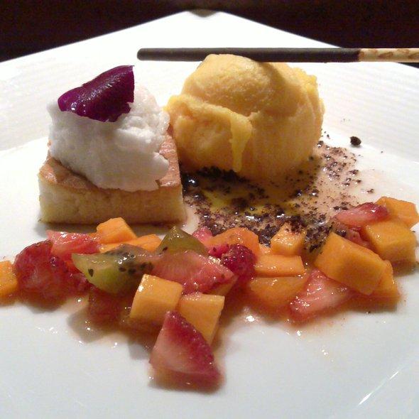 Dessert @ Kata Robata Sushi & Grill